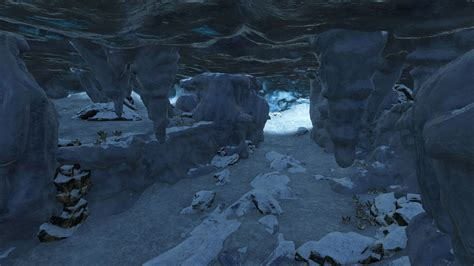 Snow Cave Ark