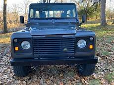 1993 land rover defender 90 107915 miles manual classic land rover defender 1993 for sale 1993 land rover defender 90 hardtop convertible restored 200tdi for sale land rover defender
