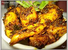 Pepper Jeera Chicken   You Too Can Cook