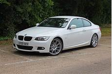 2009 Bmw 325i 3 0 M Sport Coupe White In Isleworth