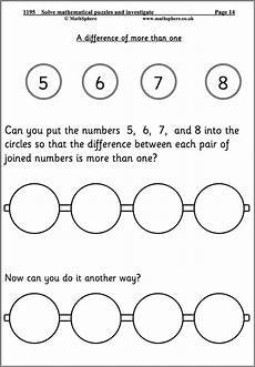 mathsphere year 1 maths worksheets