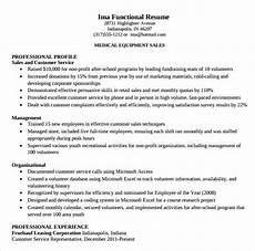 sle customer service representative resume 9 free