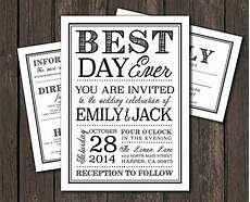 printable wedding invitation template diy wedding