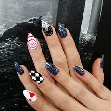 pretty fall acrylic nail design ideas for 2017 styles art