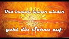 Immer Wieder Geht Die Sonne Auf Udo J 252 Rgens Laut De