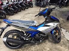 Yamaha Y15zr Dalam Warna Biru Kini Di Pasaran Malaysia