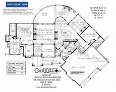 nantahala house plan nantahala cottage 14044 3245 garrell associates inc
