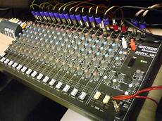 mixer console sound system audio mixer