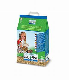 Katzenstreu Cats Best - cat s best universal katzenstreu dehner