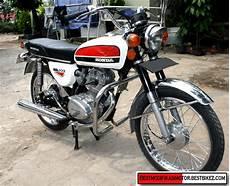 Modifikasi Honda Cb 100 by Honda Cb 100 1975 Gambar Modifikasi Motor Terbaru