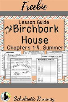 birchbark house lesson plans birchbark house activities in 2020 birch bark novel