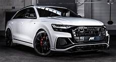 audi q8 50 tdi gets its abt makeover and 325hp to go with it carscoops