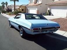 buy used 1972 gran torino sport all original