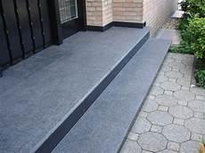 podest hauseingang granit eing 228 nge natursteinbetrieb francisco in linnich