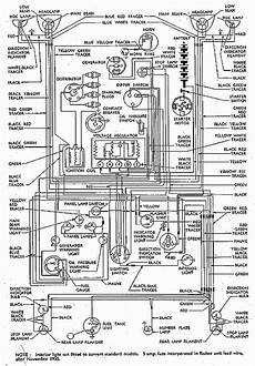 1950 ford custom wiring diagram 137 wiring diagram 100e prefect after febuary 1955 excludes deluxe small ford spares