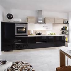 Einbauküche Mit Geräten - nobilia einbauk 252 che k 252 chenzeile k 252 che inkl e ger 228 te mit