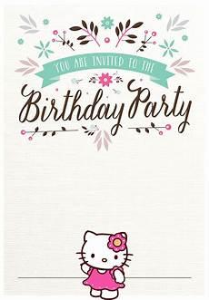hello free printable invitation templates