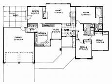 fort wainwright housing floor plans wainwright ranch home plan 015d 0117 house plans and more