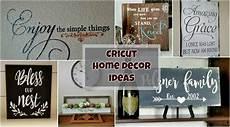 Home Decor Ideas Using Cricut by The Ultimate Resource For Cricut Ideas Leap Of Faith