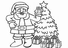 santa claus to print printables