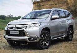 2018 Mitsubishi Montero Concept Specs Redesign Price