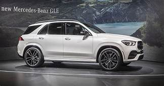 2020 Mercedes GLE Class Will Likely Sprout Coupe Variant