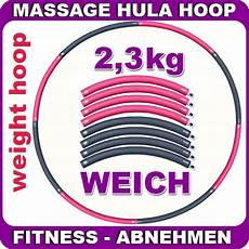 Weight Hula Hoop Mit Schaumstoff 2 3 Kg Gymnastik Fitness