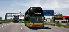 Flixbus Rostock Berlin - just trains fernbus coach simulator add on neoplan