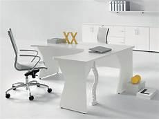 bureau moderne pas cher bureau d angle pas cher en bois avec retour ikone