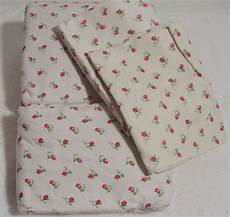 new lidia pink rose queen flannel sheet ebay