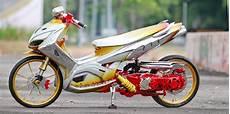 Nouvo Modif by Modif Lowdrag Yamaha Nouvo New Motorcycles