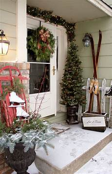 Decorations For A Front Porch by Front Porch Decorating Itsy Bits And Pieces