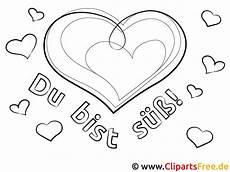 Vorlagen Herzen Malvorlagen Bilder Herz Bild Malvorlage Zum Ausmalen