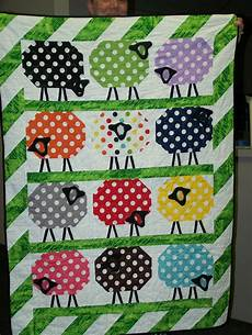 counting sheep quilt jackie b cute quilts applique