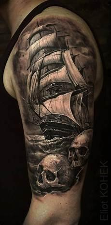 Top 50 Des Plus Beaux Tatouages De Pirate Corsaire