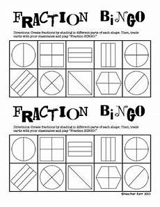 fraction bingo worksheets 3859 fractions equal shares bingo 2 customizable fillable halves thirds fourths