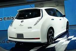 Nissan Leaf Performance Mods