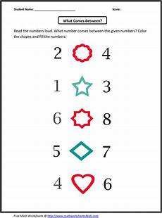 math worksheets on patterns for kindergarten 339 kindergarten counting worksheets 1 10 patterns worksheets picture and number pattern