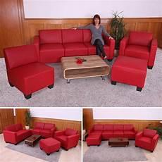 Modular Couch Garnitur Sofa System Lyon 3 1 1 1