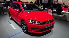 Golf Sportsvan Sound - 2017 volkswagen golf sportsvan sound exterior and