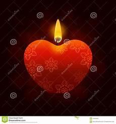 immagini candele accese candela accesa decorativa illustrazione vettoriale