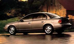 1996 Saturn SL2 Review