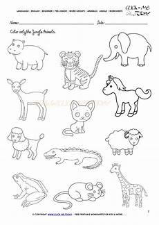 jungle animals worksheets for preschool 13917 related keywords suggestions for jungle animals activities