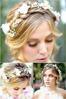 review hairstyle trend 2017 2018 boho wedding day looks