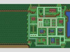 a link to the past dungeons