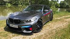 bmw m2 performance parts review driven bmw m2 with performance parts