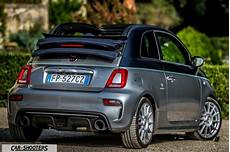 Abarth 695 Rivale Unconventional Elegance Review