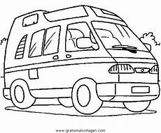 Malvorlagen Wohnmobil Ausmalbilder Wohnmobil 05 Gratis Malvorlage In Lastwagen