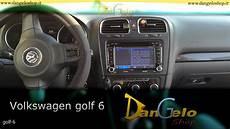 autoradio 2 din golf 6