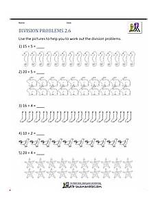 free printable worksheets on division for grade 2 6661 2nd grade division worksheets